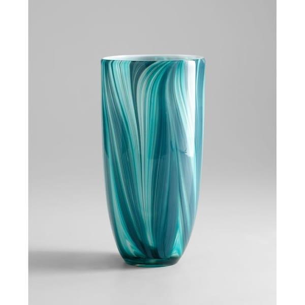 """Cyan Design 5182 11.81"""" Large Turin Vase"""
