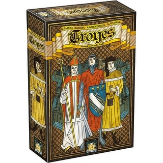 Troyes Strategy Game - Multi