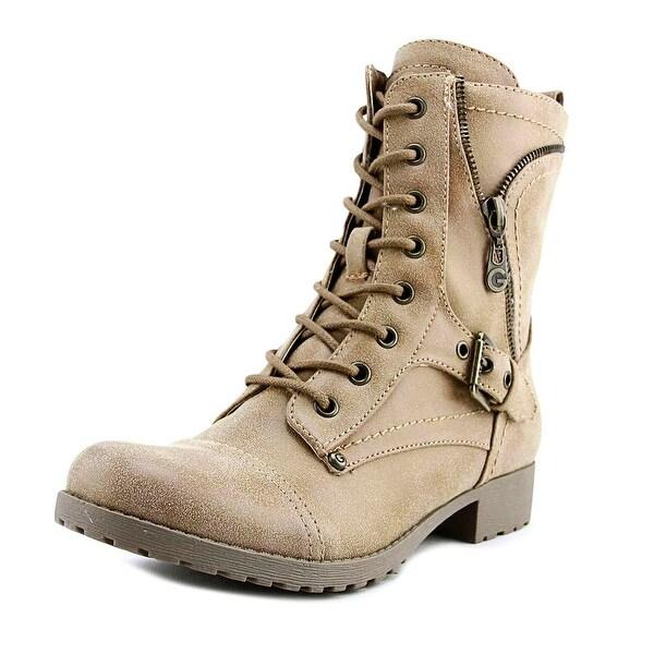 G By Guess Brylee Women Dark Natural Boots