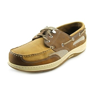 Sebago Clovehitch II Men Moc Toe Suede Brown Boat Shoe