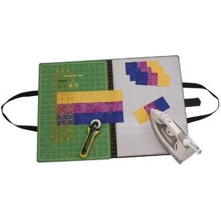 """Omnigrid Foldaway Portable Cutting & Pressing Station-12""""X18"""""""