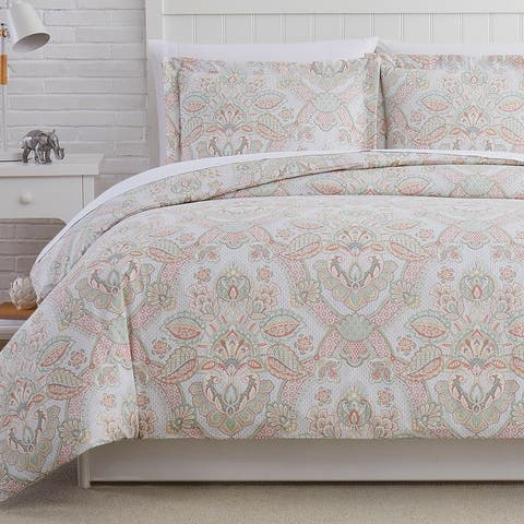 Enchantment Extra Soft 3-piece Duvet Cover and Sham Set