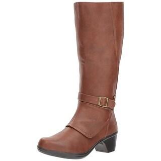 Easy Street Womens 30-6881 Closed Toe Knee High Fashion Boots