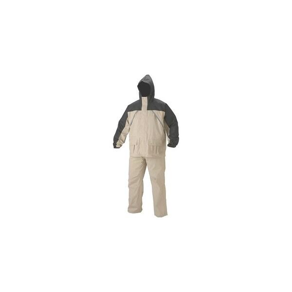 Coleman PVC Nylon Suit - XL PVC - Nylon Rain Suit