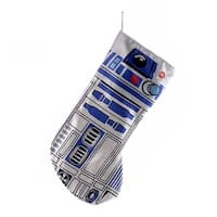 "Star Wars R2D2 19"" Stocking with Sound"