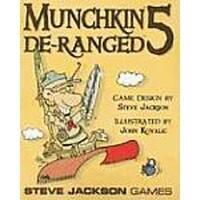 Steve Jackson Games SJG1450 Munchkin 5 De-Ranged Board Game