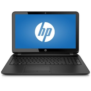 "HP 15-F387WM 15.6"" Touch Laptop AMD A8-7410 2.2GHz 4GB 500GB Windows 10"