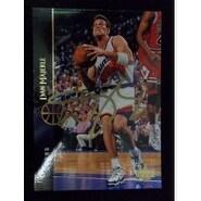 Signed Majerle Dan Phoenix Suns 1994 Upper Deck Basketball Card autographed