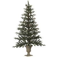 5ft Flat Tree in Urn