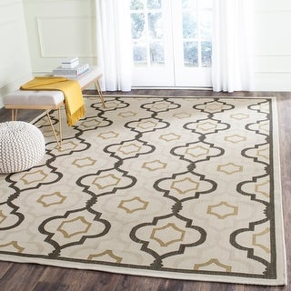 Link to Safavieh Courtyard Annmarie Indoor/ Outdoor Rug Similar Items in Transitional Rugs