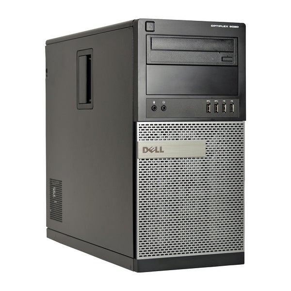 Dell OptiPlex 9020-T Core i5-4570 3.2GHz CPU 8GB RAM 500GB HDD Windows 10 Pro PC (Refurbished)