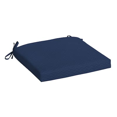 Arden Selections Outdoor 18 x 19 in. Seat Pad - 18 in L x 19 in W x 2.5 in H