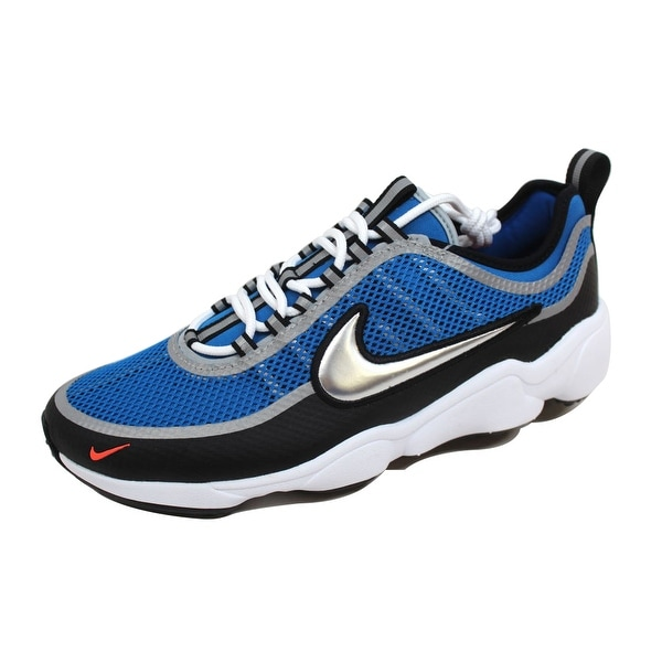 Nike Men's Zoom Spiridon Regal Blue/Metallic Silver 876267-400