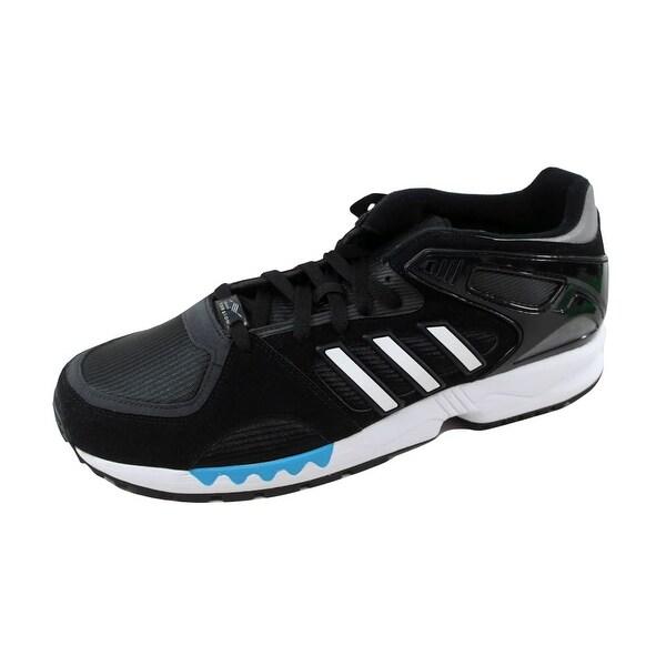 Adidas Men's ZX 7500 Black/White-Carbon D67667