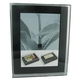 Umbra Black Halo Picture Frame Display Box
