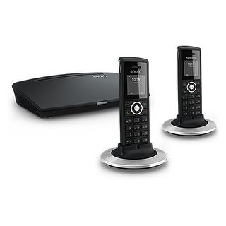 Snom M325-2 Snom M325 Base and Two M25 Handsets