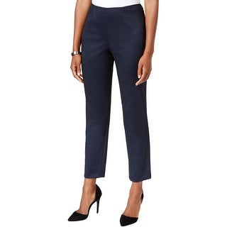 Tommy Hilfiger Womens Dress Pants Westpost Ankle Slim Leg