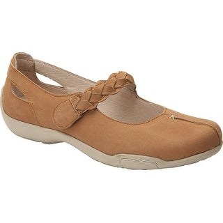 Ros Hommerson Women's Camry Leather, Foam, Rubber Fashion Mary Janes - 8