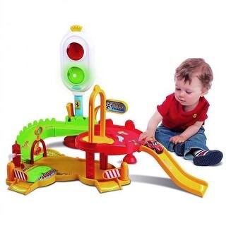 BB Junior Play & Go Ferrari Test Track Set
