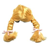 Oktoberfest Costume Wig