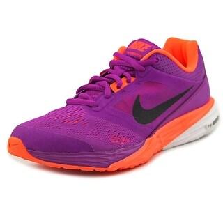 Nike Tri Fusion Run Round Toe Synthetic Running Shoe