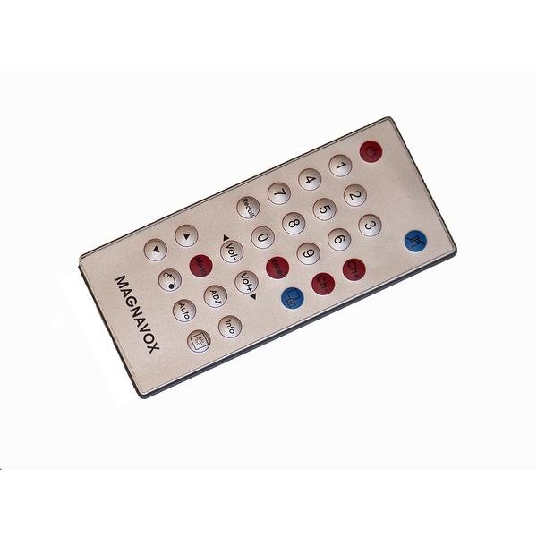 OEM Philips Remote Control Originally Shipped With: 15MF05017, 15MF05037, 15MF050V, 15MF050V/17, 15MF050V/17B