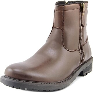 Unlisted Kenneth Cole C-Roam   Round Toe Leather  Boot