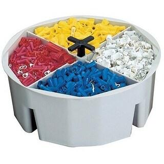 "CLC 1152 RoundUPS Bucket Tray, 2.5"" H"