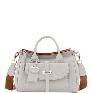 Dooney & Bourke Florentine Toscana Small Front Pocket Satchel (Introduced by Dooney & Bourke at $498 in Aug 2017)