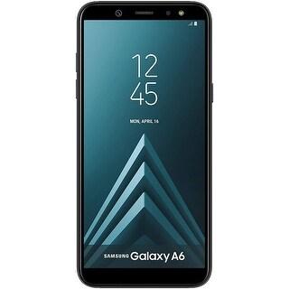 Refurbished Samsung Galaxy A6 32GB Fully Unlocked Phone Black