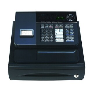 Casio Pcr-T280 Electronic Cash Register With 58 Mm Thermal Printer