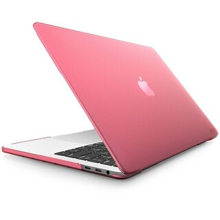 MacBook Pro 15 Case 2016, i-Blason,Halo Macbook with Retina Display Release fits Touch Bar & Touch ID (Pink)