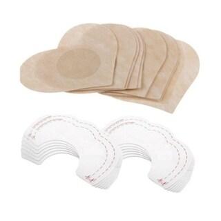 10pcs Instant Breast Lift Bra Tape + Nipple Cover Pad Pasties