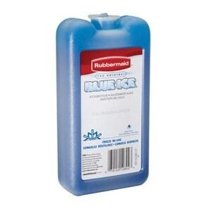 Rubbermaid 1080TL Blue Ice Reusable Block
