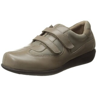 Softwalk NEW Brown Sage 12M Montreal Oxford Walking Leather Shoes