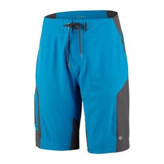 Columbia Drain Maker Shorts Mens - compass blue - 30