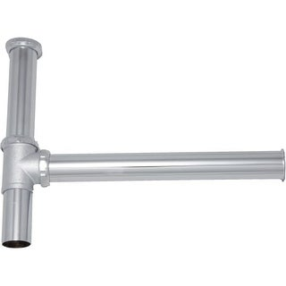 """ProFlo PFEWB200 17 Gauge 13"""" Brass End Outlet Waste Dispenser Kit"""