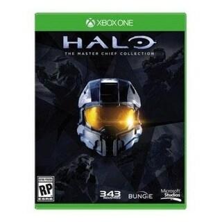Microsoft RQ2-00010 Halo Master Chief Collection