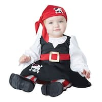 Infant Girl Petite Pirate Halloween Costume