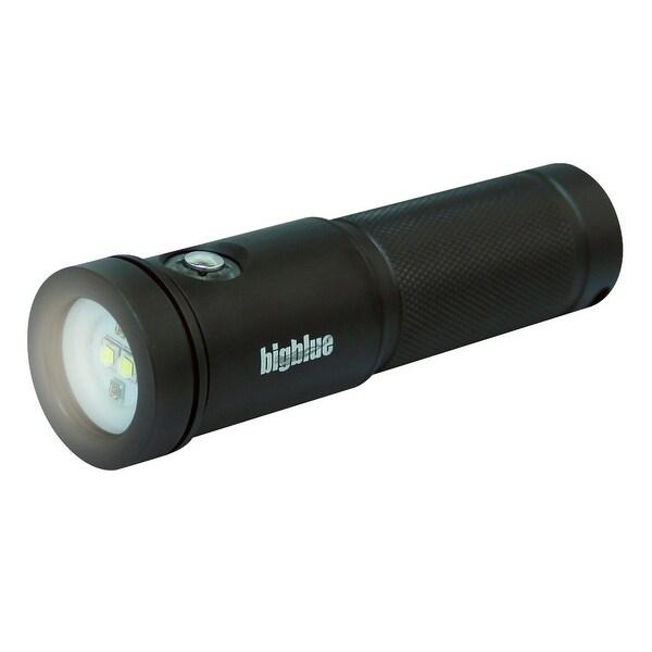 Bigblue AL1800XWP Wide Beam Large Light Black