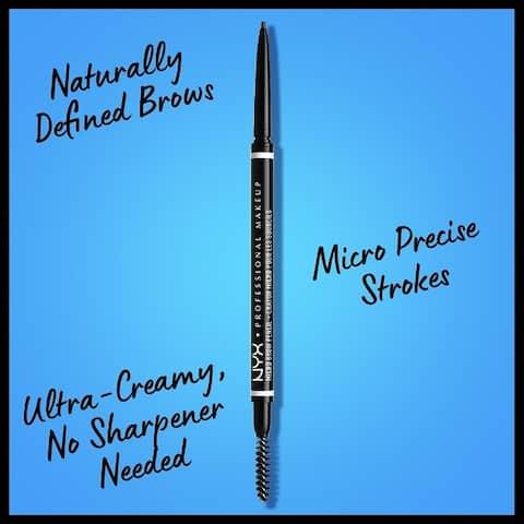 Nyx 7 Brow Pencil Auburn .003 OZ
