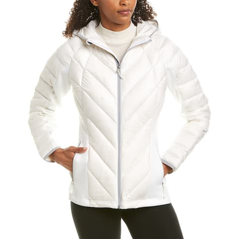 Spyder Syrround Hoody Hybrid Down Jacket