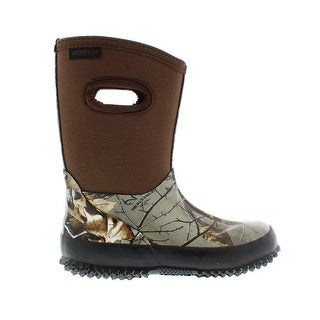 Itasca Kids' Youth Bayou Waterproof Rain Boot - 11.0 standard us width us litt