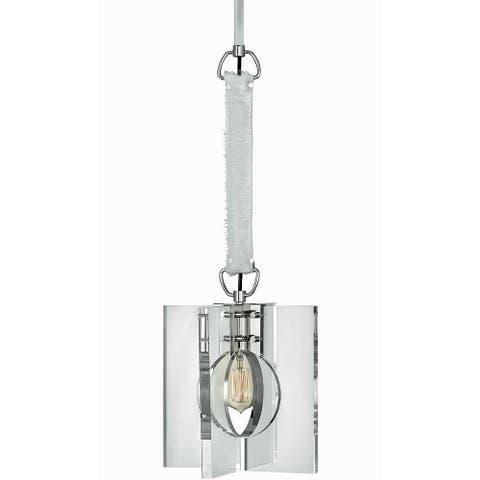 """Hinkley Lighting 41317I Ludlow Single Light 10"""" Wide Lisa McDennon"""