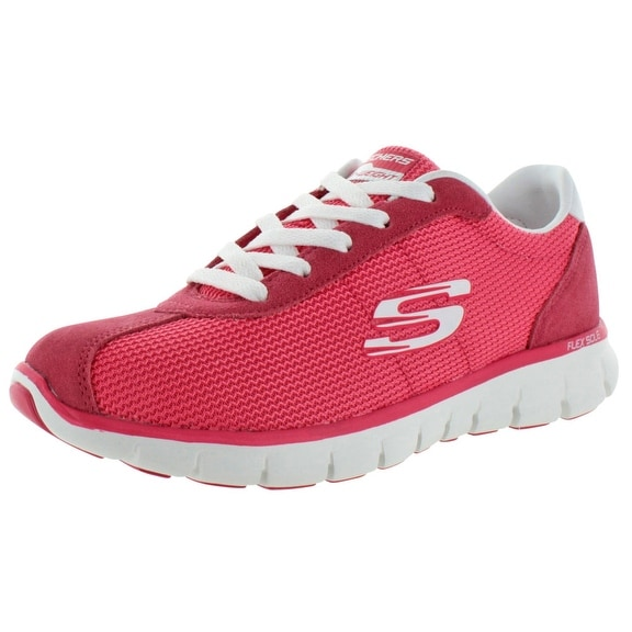 Skechers Synergy Women's Mesh Running Casual Sneakers Shoes