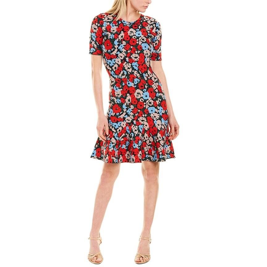 Milly Poppy A-Line Dress
