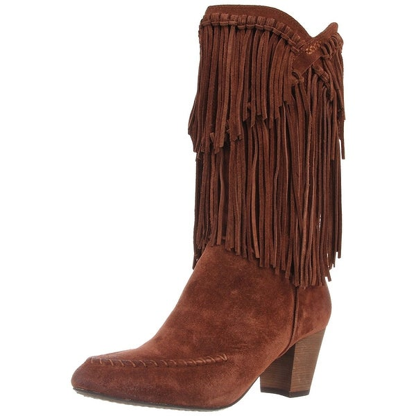 7 for All Mankind Women's Caddie Boot - 8.5