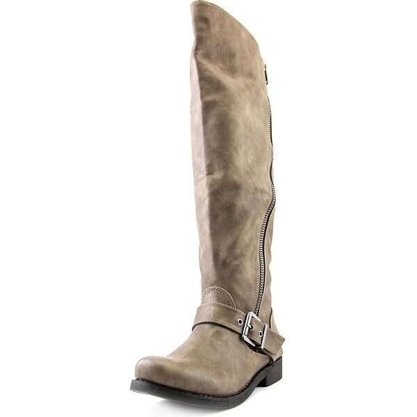 Carlos by Carlos Santana Gramercy Women Taupe Boots