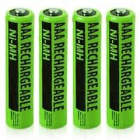 NIMHAAA (4-Pack) NiMh AAA Batteries 4-Pack