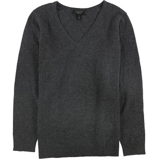 Link to Charter Club Womens Cashmere Pullover Sweater Similar Items in Women's Sweaters